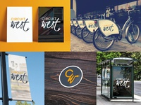 Circuit West Neighborhood Branding