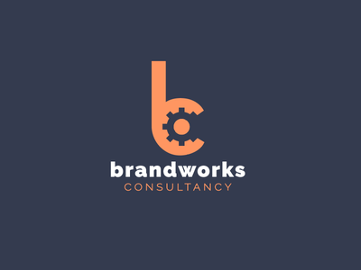Logo Discovery - Brandworks Consultancy - 3 rebranding rebrand graphic design graphic designer logo designer logo discovery mockups bright logo logo design branding