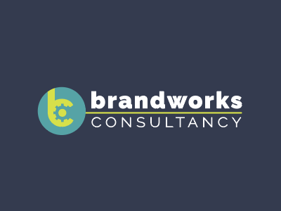 Logo Discovery - Brandworks Consultancy - 4 rebranding rebrand graphic design graphic designer logo designer logo discovery mockups bright logo logo design branding