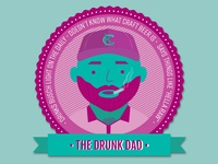 """The Drunk Dad"" Drinking profile"