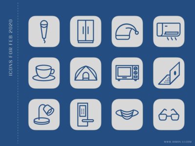 Icons (Feb 2020) icons vector download