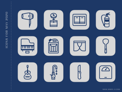 Icons  (May 2020) icons vector download
