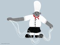 Noodle Chef