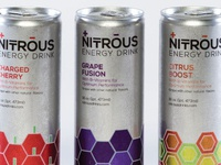 Nitrous Energy Drink