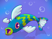 One hour-ish Fish
