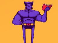 Xmen - Beast
