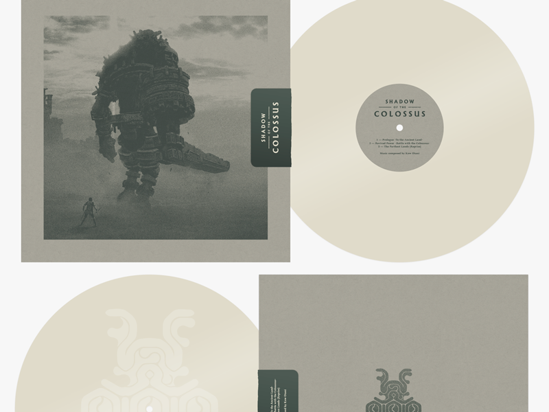 Shadow of the Colossus music
