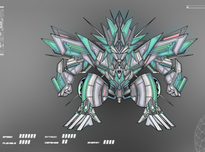 Mechine CONCEPT - V2