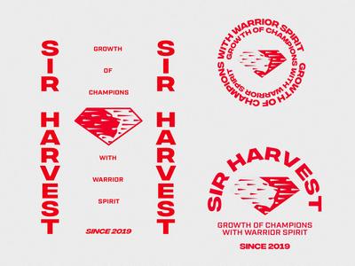 Sir Harvest | Identity design