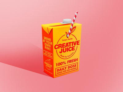 Want some CREATIVE JUICE?