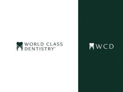 World Class Dentistry | Secondary Logo Design