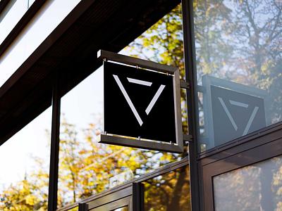 V U V I V O (V3) | VISUAL IDENTITY DESIGN outreach church logo church branding icon madebysanchez vuvivo.com v3 triangle logo v logo madebyescs