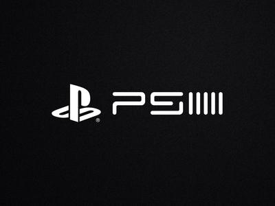 New Playstation 5 Logo Design