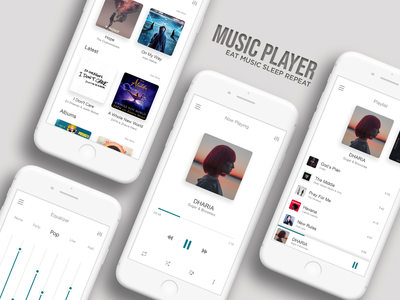 Music Player music player app music player ui music app music player application android app design android app ui design ui uidesign uiux