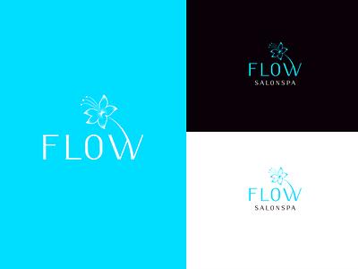 FLOW LOGO lettermark