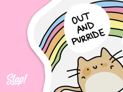 OUT AND PURRIDE | Pride Month