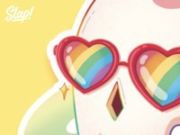 Slap! with Pride | Celebrate Pride Month with Slaptastick!