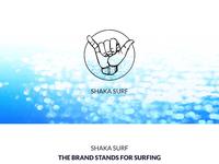 WEB DESIGN | Shaka Surf