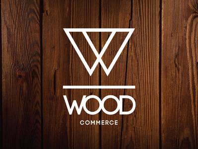 Woodcommers illustration minimal corporate design corporate identity corporate branding logotype branding identity typography logo logo design branding branding design design