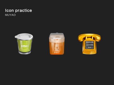 icon practice ui design icon