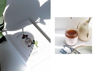 Makabi & Sons losangeles biscuit color branding illustration design packaging