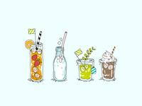 Drink Illustration