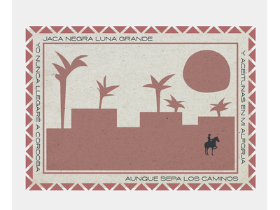 Cordoba design illustration