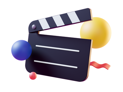 Cinema 4d cinema4d c4d movie cinema 3dicon icon3d icon 3d ui logo art design illustration graphic design