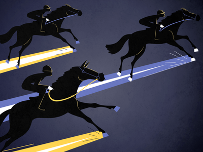 Horse racing faces pictures flat vector men equestrian riding ride race racing horseman horse people art character design illustration graphic design