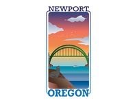 Newport, OR - Project 101