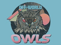 Off-World Owls