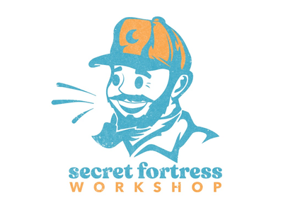 Secret Fortress Workshop - Helper Logo
