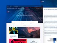 TIM — Concept Redesign