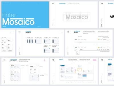 Mosaico — Identity