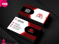 Morden Graphic Designer Busines Card