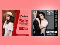 2020 Summer Collection Social Media