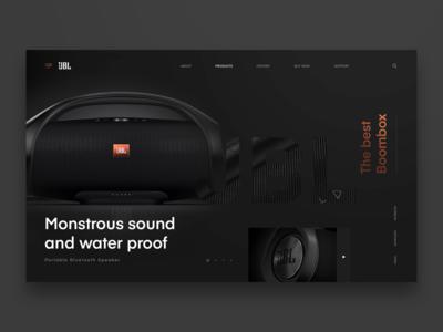 JBL - Concept design