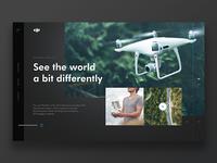 765e9bb53f DJI - Website Concept