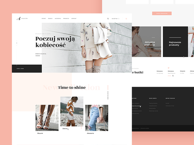 Bfashion - Fashion store shop store ecommerce fashion ux ui www