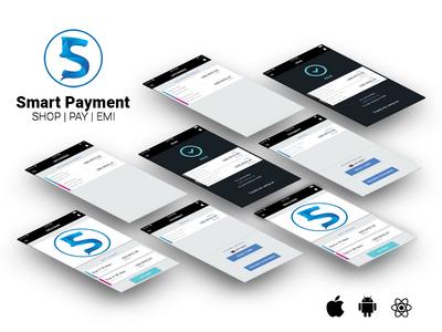 Smart Payment - SHOP | PAY | EMI