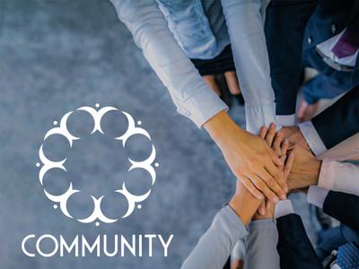 Community | Logo Design | Graphic Design