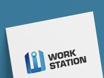 Work Station | Logo Design