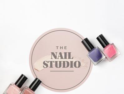 The Nail Studio | Logo Design | Graphic Design