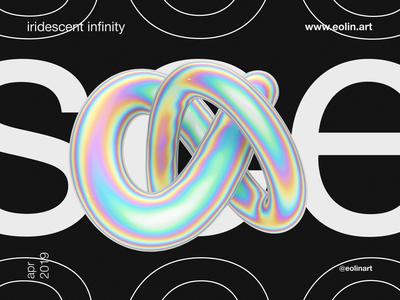 Iridescent Infinity