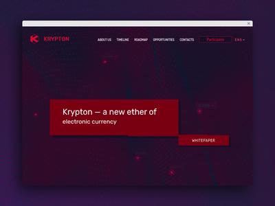 Krypton's header