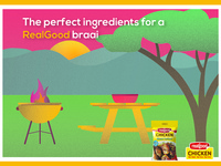 Realgood Moments Braai