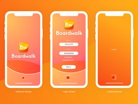 Mastercard App: Boardwalk