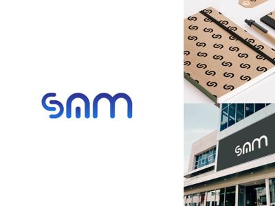 Sam Logo design