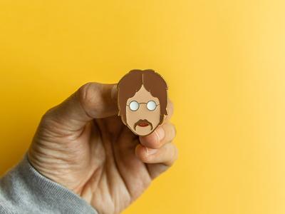 Beatle Lennon - Enamel Pins