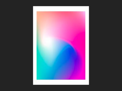 #1 Gradient flow flow poster gradients gradient fluid abstract